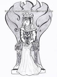 The Queen by Maclafel7