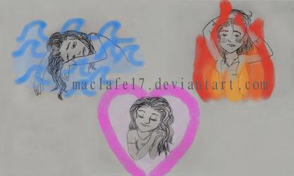 When You're Far by Maclafel7