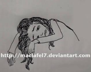 Sad by Maclafel7
