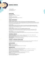 kenjiBoy_resume by kenji2030