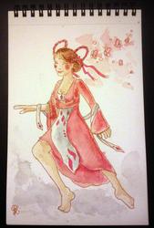 Pink Asia Reborn by Myo-Zhotis
