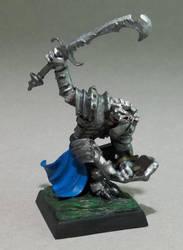 Sharoc-Pel, Dragonborn Paladin by redambrosia