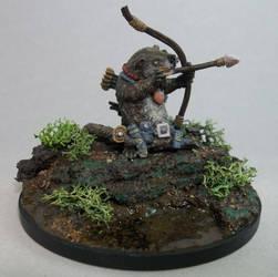 Shoatima - Reaper mini by redambrosia
