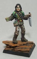 Studio 2 Toxic Shaman from Reaper Minis by redambrosia