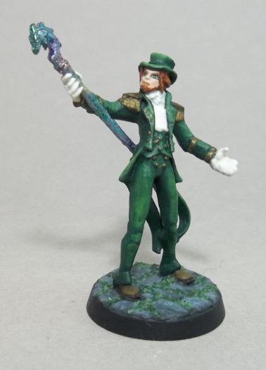 Ryan, half leprechaun by redambrosia