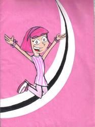 My notebook - Stephanie by appatary8523