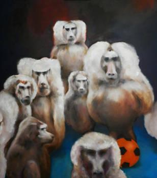 bende apen by exotiki