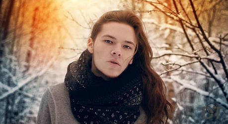 Winter tales by orlibraorli
