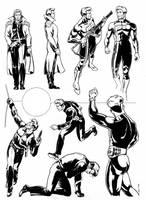 Fan Art of Italian Comic by Torbak