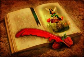 Strawberry Tale by Anarielhime