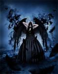 Raven Queen by Anarielhime