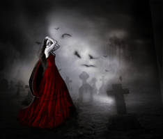 Vampire by Anarielhime