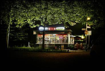 Kiosk am Garten by od1e