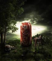 Coca-Cola Origin's by ViniciusCarbonera