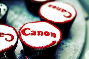 CANON cupcake . . . by Sha59-Ananii