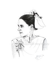 Molly Hooper by Amy221B