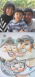 caricature- japan 09 by chrisCHUA