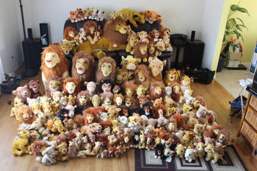 Collection Update August 2014 by Laurel-Lion