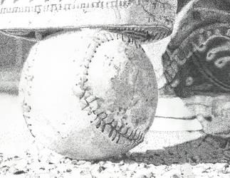 Baseball by jmonkey2105