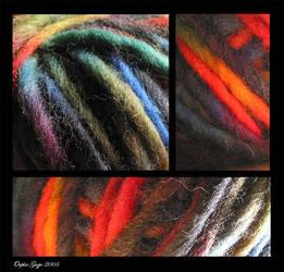 Random ball of wool. by Orphic-gaze