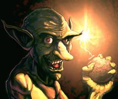 Goblin by -adam-