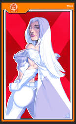 White Queen Wuss Whip by -adam-
