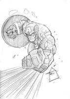 Just a cap sketch by -adam-