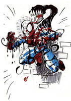 Spiderman SDCC Sketch by -adam-