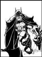 A Bat Man W.U.S.S. by -adam-