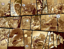 Scorn issue 2 sneak by -adam-