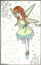 sparkle green by Aldanax