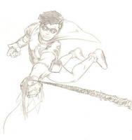 Quick Robin by JasonGodwin