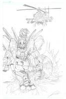 Transformer Challenge by JasonGodwin