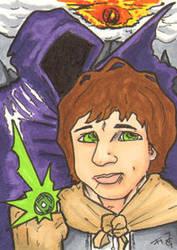 Green Hobbit by JasonGodwin