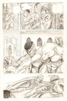 Monster Mash Page 1 by JasonGodwin