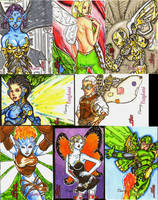EOF sketchcards by JasonGodwin
