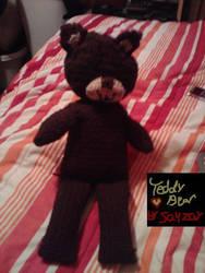 Teddy Bear by Sayzay