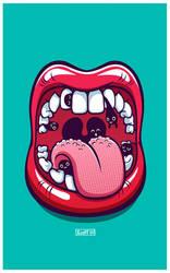 Got something in your teeth by cronobreaker