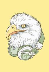 Eaglephones by cronobreaker