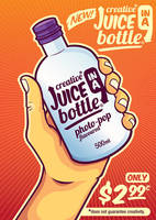 Creative Juice by cronobreaker