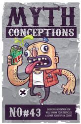Myth Conceptions No 43 by cronobreaker