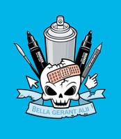 Skull Emblem by cronobreaker