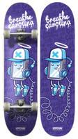 Breathe Carolina - Board Design 2 by cronobreaker