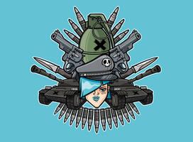 General Girl by cronobreaker