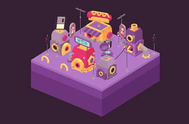Future City by cronobreaker