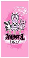 Animaul Pops by cronobreaker