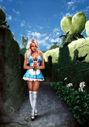 The Dark Side of Wonderland by ElConsigliere