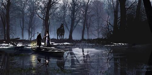 The Ferryman of Fogwood by ElConsigliere