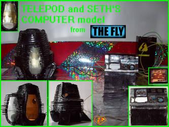 Telepod model by 9YellowDragon9