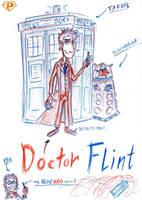 Doctor Flint by 9YellowDragon9